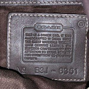 Coach Bags - Coach monogram purse